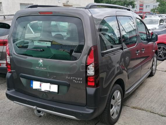 Peugeot Partner TEPEE OUTDOOR 1.6 BlueHDi