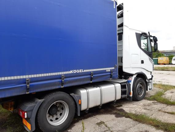 Ťahač Iveco Stralis AS440S48 t/p XP