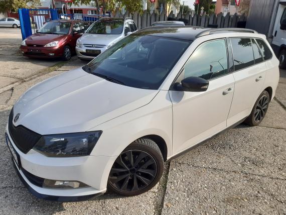 Škoda Fabia AC Kombi