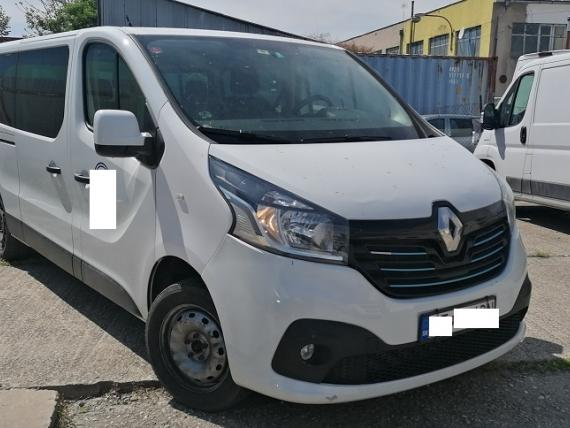 Renault Trafic Space Class 1,6
