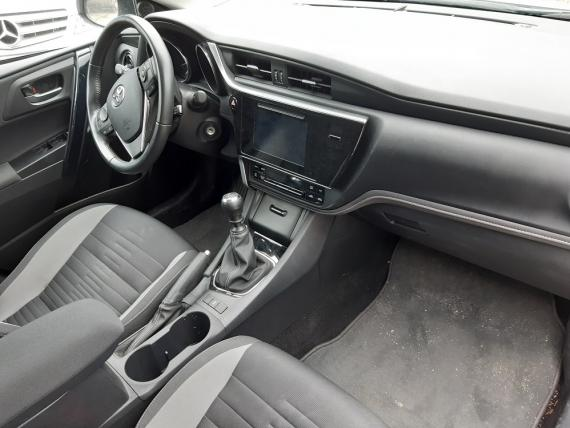 Toyota Auris TS MC15 WG 1.6 Valvematic 6M/T